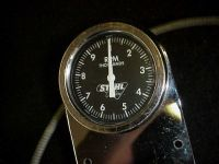 Sell VINTAGE STAHL CABLE DRIVE 10K TACH TACHOMETER W/ CABLE DRAGSTER GASSER SCTA motorcycle in Fort Wayne, Indiana, United States, for US $379.95