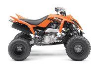 2017 Yamaha Raptor 700 Sport ATVs San Jose, CA