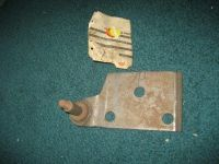 Sell New NOS Jeep CJ Mopar Chrysler Renault AMC Shock Steering Bracket motorcycle in Collegeville, Pennsylvania, US, for US $12.00