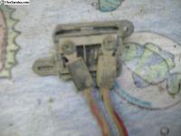 VW Diesel glow plug fuse holder 77 - 92 yr
