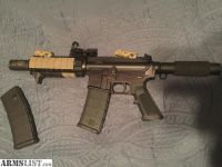 For Sale: Ar15 pistol
