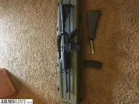 For Sale: Olympic arms A.R. 15 556
