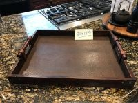 Beautiful Large Wooden Tray