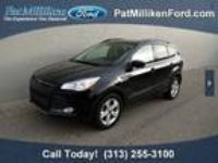 2016 Ford Escape Black, 31K miles