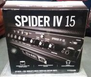 Line 6 Spider IV 15 15w Guitar Amp Like New in Box