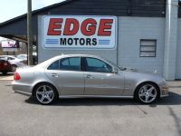 2007 Mercedes-Benz E63 AMG E-Class Low Miles 4dr Sdn 6.3L AMG RWD