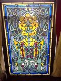 $1,200, leaded stained glass