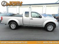 2015 Nissan Frontier SV King Cab 5AT 4WD