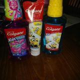 Kids toothpaste/mouthwas lot