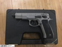 For Sale: CZ75 SP01