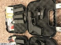 For Sale: New Glock 23 with ammo