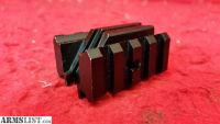 For Sale: TuffZone AR15 Front Sight Rails - Fit's A-Post Sight