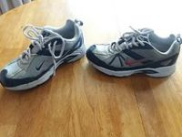 Boys Nike tennis shoes, size 4