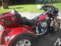 2007 Harley Davidson Ultra Classic Trike