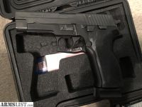 For Sale: Sig Sauer P226 .40