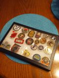 "Military ""CHALLENGE COINS""..ASSORTED."