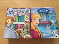 Disney Frozen and Sofia the First board book block