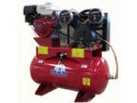 8 HP 60 Gallon Gas Driven Air Compressor