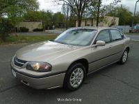 2001 Chevrolet Impala Base 4-Speed Automatic