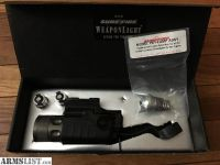 For Sale: Surefire P116D Beretta 92 light and holster