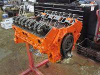 Purchase 383 STROKER ENGINE LONG BLOCK CHEVROLET CAMARO CORVETTE NOVA CHEVELLE motorcycle in McKeesport, Pennsylvania, United States, for US $2,300.00