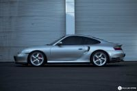 2003 Porsche 996 Turbo Turbo 2dr Carrera 6-Spd Manual