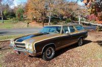 1970 Chevrolet Chevelle (Gold)