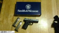For Sale: Smith & Wesson SD40 VE