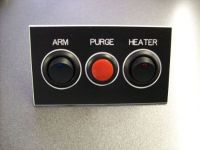 Purchase Ash Tray Mounted Nitrous Switch Panel Porsche 928 motorcycle in Murfreesboro, Tennessee, United States, for US $39.95