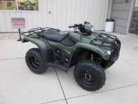 2013 Honda FourTrax Foreman 4x4 Utility ATVs Lima, OH