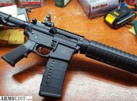 For Sale: Smith & Wesson m&p ar15