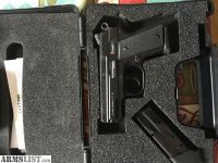 For Sale: CZ RAMI 2075 9mm with safety new unfired 4 mags