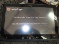 Autologic AssistPlus Diagnostic Scanner RTR#8013298-01