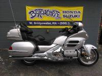 2007 Honda Gold Wing Premium Audio Touring Motorcycles West Bridgewater, MA