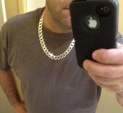 $1, New Heavy . 925 Sterling Silver . HIP HOP . NECKLACES . N.Y. Importer 24 30 . FREE SHIPPING . EBAY