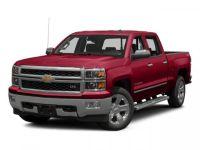 2015 Chevrolet Silverado 1500 High Country (Red)