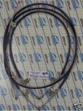 Sell Cable Set, All Factory AC 1967 1968 Camaro [26-3268] motorcycle in Fort Worth, Texas, US, for US $40.00