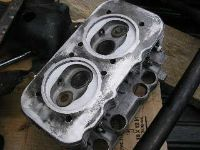 Complete 1.7 VW Type4 Cylinder Head