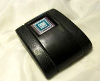 Purchase 1967-72 GM A-Body F-Body Standard black Seat Belt buckle motorcycle in Nampa, Idaho, US, for US $19.99