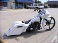 2007 HarleyDavidson Touring Street Glide