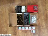 For Sale: 40 S&W reloading supplies