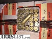 For Sale: 9MM LARGO