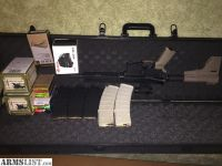 For Sale: Ar15 pistol+ Ammo and mags