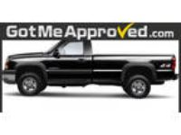 2005 Chevrolet Silverado 2500HD Work Truck Regular Cab