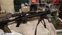 For Sale/Trade: Custom AR-15