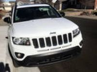 2014 Jeep Compass 4D SUV 4WD Sport
