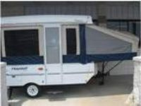$5,600 2011 Flagstaff 206 LTD Pop-Up Camper-USED ONCE-AWESOME PRICE!!!