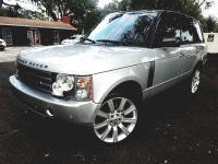 2005 Land Rover Range Rover 4dr Wgn HSE