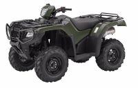 2017 Honda FOREMAN RUBICON FA6 Utility ATVs Cedar City, UT