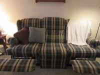 Lazyboy couch recliner